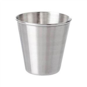 Nakshatra Stainless Steel Jupiter Shot Glass