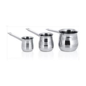 Nakshatra Stainless Steel Coffee Warmer Steel Handle