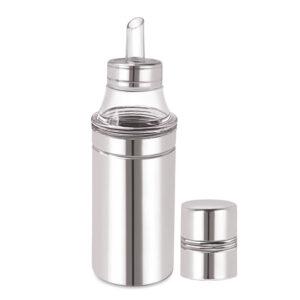 Nakshatra Stainless Steel Oil Dispenser Cooking Oil Bottle Pourers