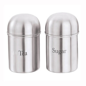 Nakshatra Stainless Steel Dome Canister