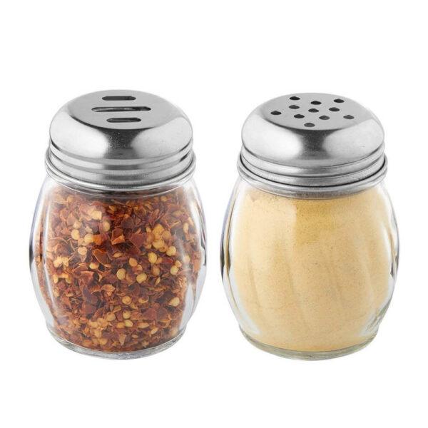 Nakshatra Stainless Steel Oregano Chilly Flakes Shaker